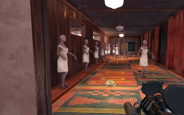 Страшные манекены-пришельцы испугали игроков PUBG