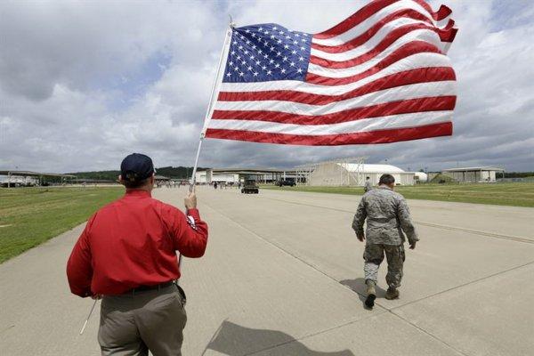 Новая гражданская война назревает в США