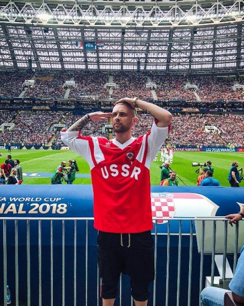 Певец-экстрасенс: Егор Крид неожиданно предсказал финал ЧМ-2018