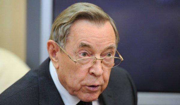 Ушел из жизни советник главы РФ Вениамин Яковлев