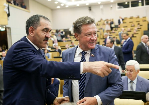 Политолог Виноградов не сомневается в дальнейшем успехе Евкурова на посту главы Ингушетии