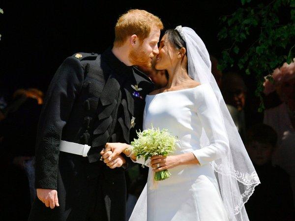 Телеведущая в прямом эфире прочитала письмо принца Гарри и Меган Маркл