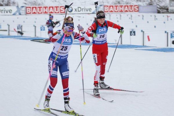 Сменили сторону: Три российские биатлонистки будут представлять Украину