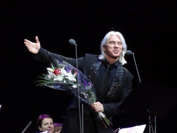 Вдова Хворостовского впервые решилась на отдых с момента смерти певца