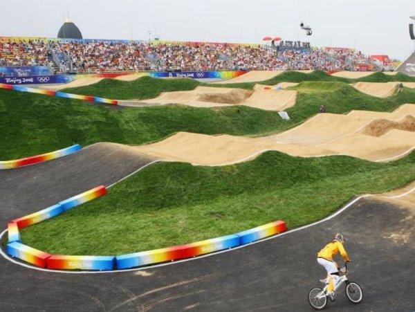 Олимпиада в Пекине – 2008: Журналисты показали шокирующие кадры заброшенных объектов