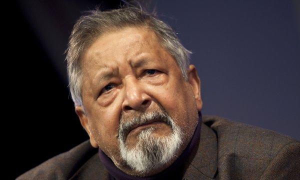 Скончался лауреат Нобелевской премии по литературе Найпол