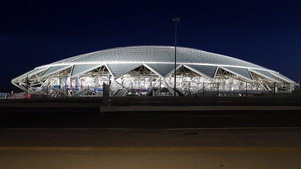 «Матчи при свечах»: На стадионе «Самара-Арена» отключили свет за неуплату