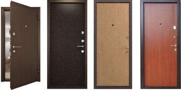 Надежные и крепкие входные двери