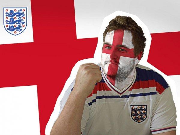 Английские болельщики отпраздновали победу над Швецией в магазине IKEA