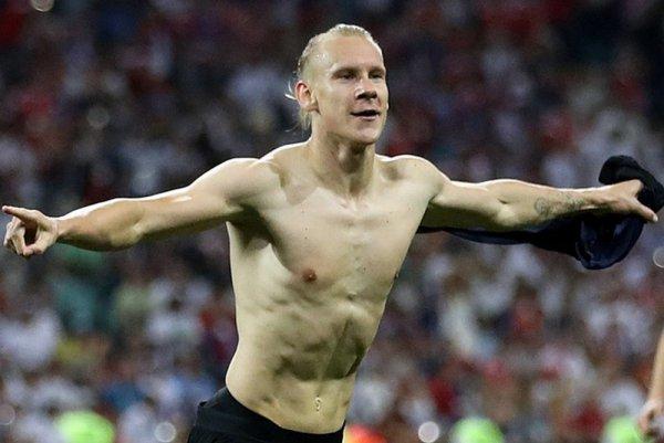 Появилось второе видео с восхваляющим Украину хорватским футболистом