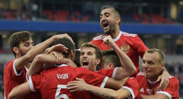 Безуглов рассказал, в чем секрет успеха российской сборной на ЧМ-2018