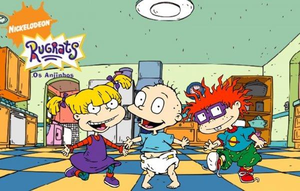 Nickelodeon работает над выпуском новых эпизодов «Ох уж эти детки»