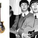 В Великобритании за полмиллиона продают гитару «битла» Джорджа Харрисона