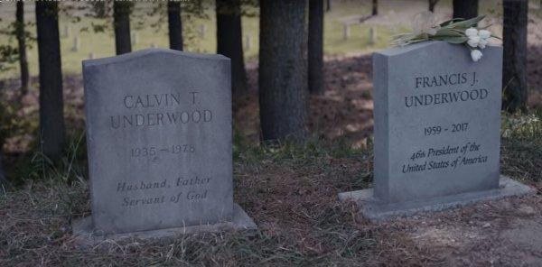 Netflix похоронила персонажа Кевина Спейси из «Карточного домика»