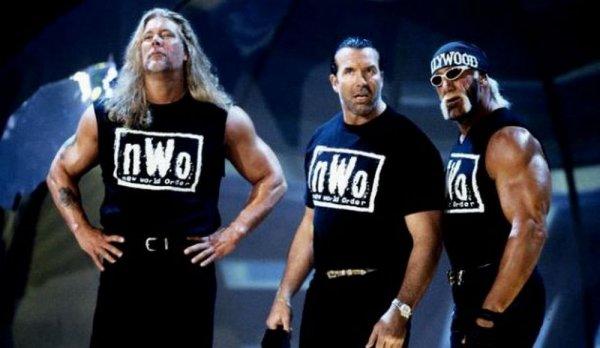 Халк Хоган анонсировал возвращение NWO и пообещал разбить «Щит»