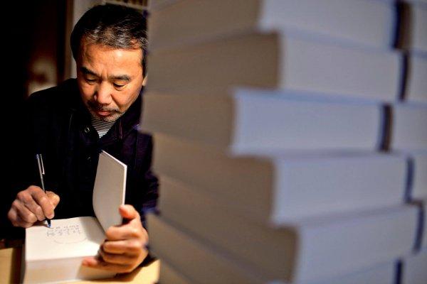 Харуки Мураками отказался от альтернативной Нобелевской премии