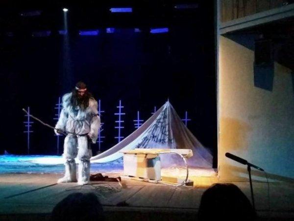 В Якутии актера спектакля «Чучуна» госпитализировали после нокаута на репетиции