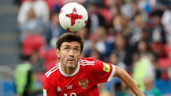ФИФА назвали Жиркова «невоспетым героем» 1/8 финала ЧМ-2018