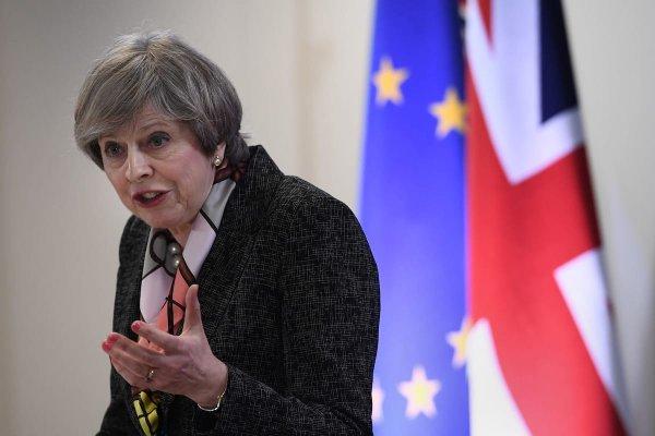 Россия снова пригласила на ЧМ-2018 премьер-министра Великобритании