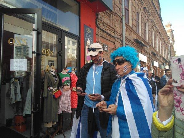Центральные улицы Москвы будут пешеходными после матча с Хорватией