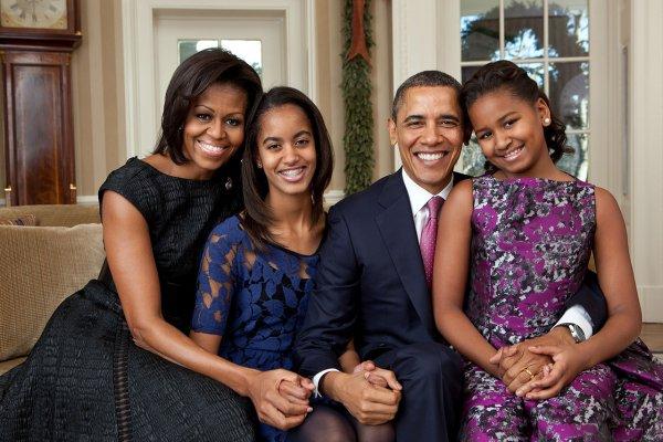 Дочь Барака Обамы «засветилась» в клипе New Dakotas
