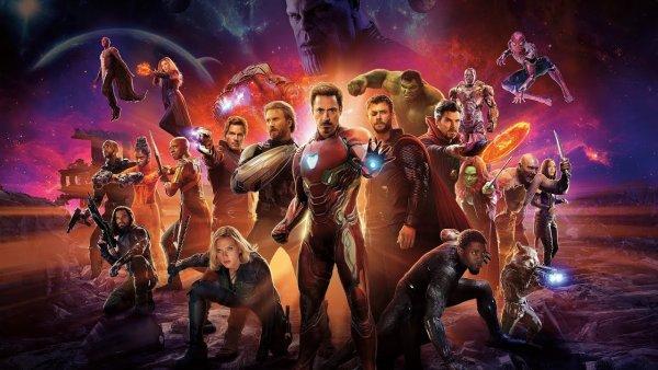 Работа над «Мстителями 4» закончилась загадочным снимком