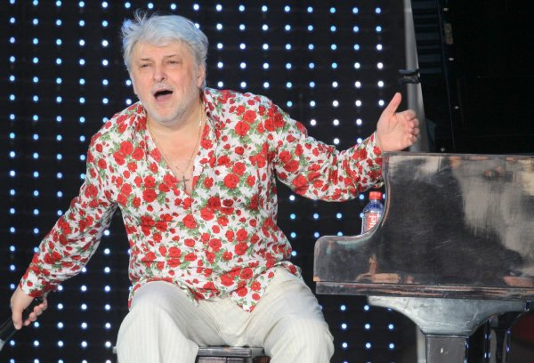 Автор хита «Синий туман» Вячеслав Добрынин попал в больницу