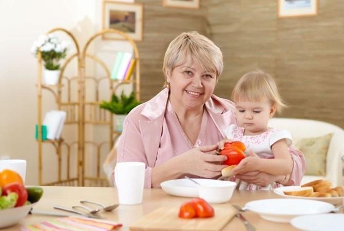 Правильный выбор няни для ребенка