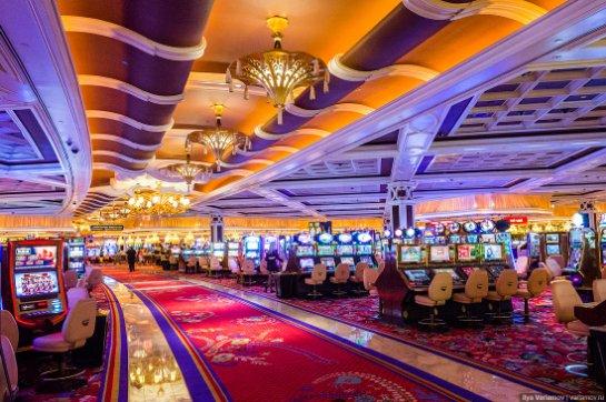 Открытие первого казино в Крыму