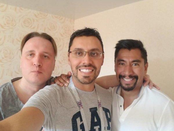 Россиянин бесплатно поселил у себя перуанцев на ЧМ-2018