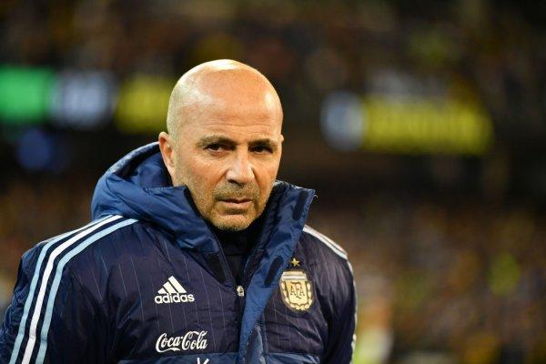 Сампаоли уволен с поста главного тренера сборной Аргентины