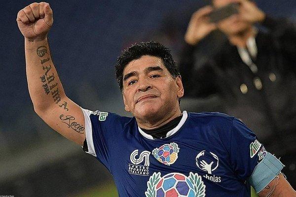 Диего Марадона спрогнозировал финалистов ЧМ-2018