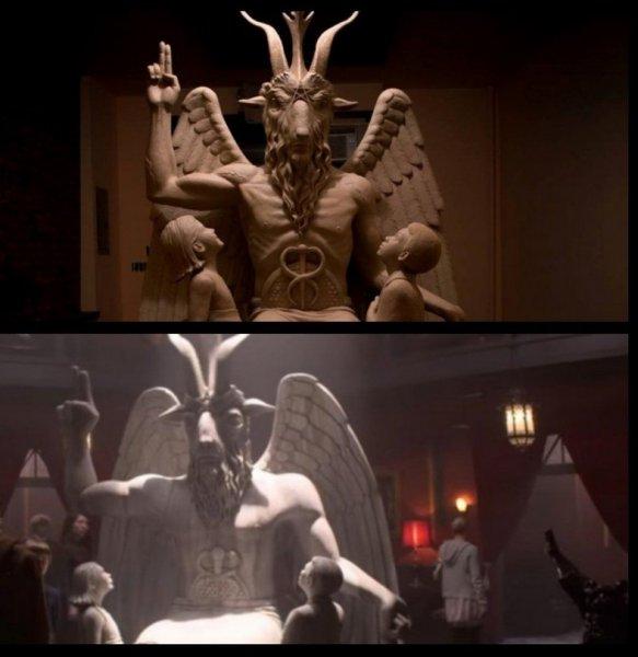 Netflix нашла общий язык с сатанистами