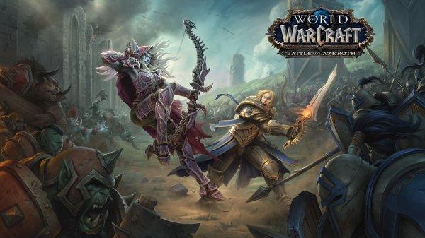 Blizzard объявила дату выхода очередного дополнения для World of Warcraft