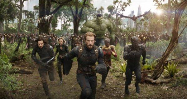 Фильм «Мстители: Финал» выйдет раньше запланированного срока