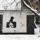 В Москве и Петербурге появились новые арт-объекты в поддержку рэперов