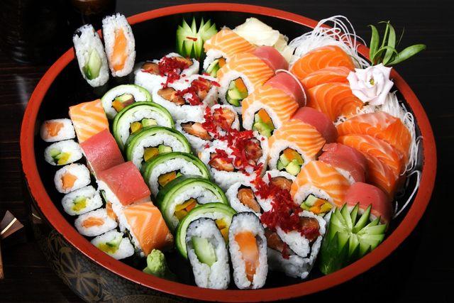 Доставка суши на дом: почему это выгодно?
