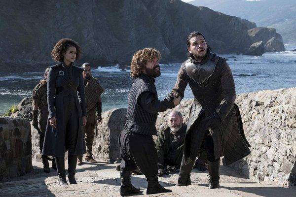 В Сети появились первые кадры финального сезона «Игры престолов»