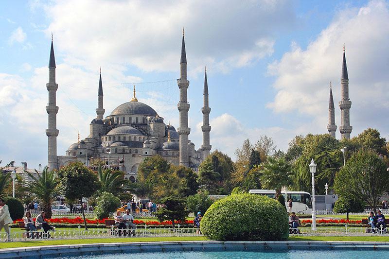 Как добраться из Алматы в Стамбул дешево
