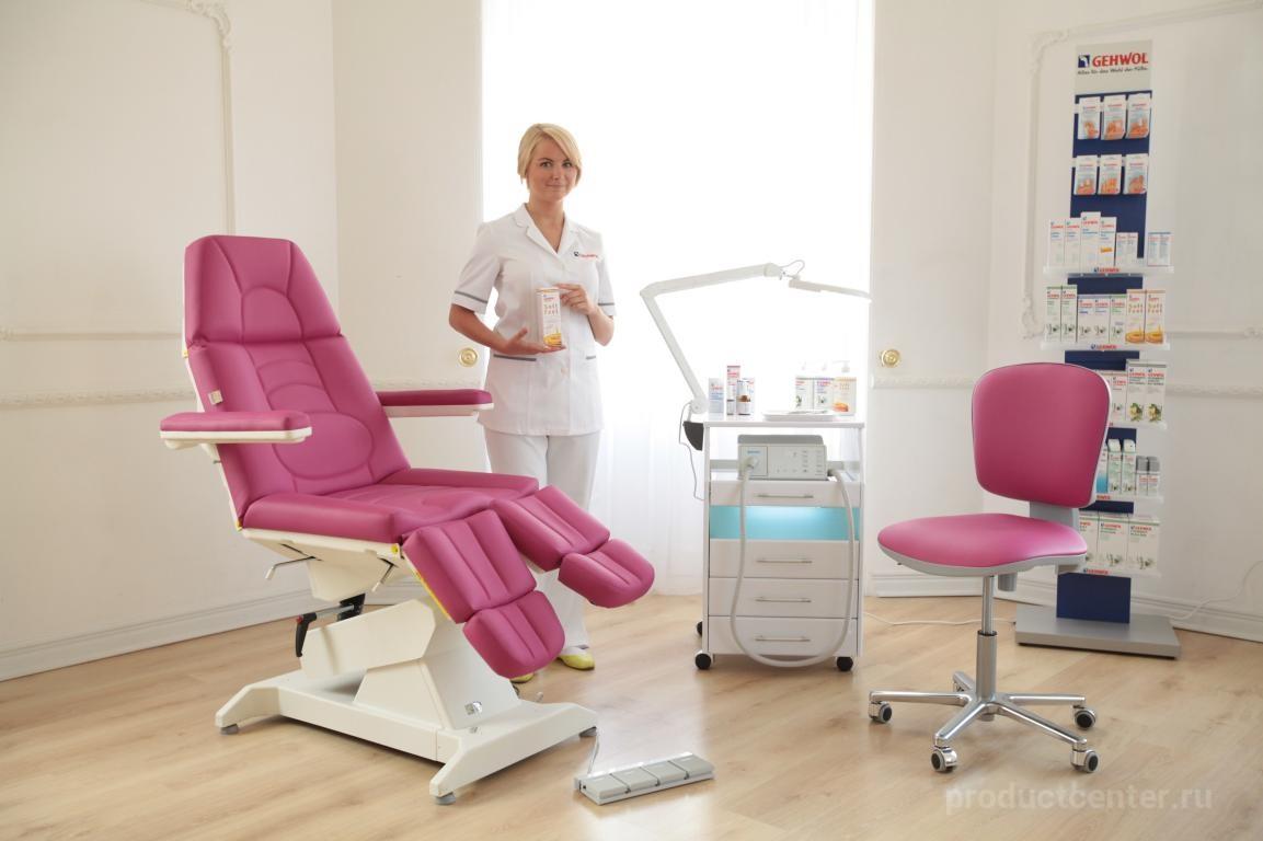 Профессиональные кресла для салонов красоты