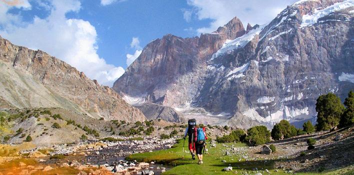 Где купить тур в Фанские горы