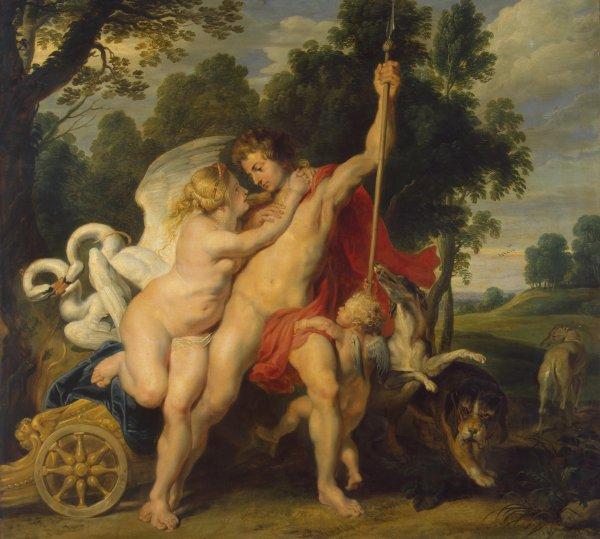 Картина «Венера и Адонис» может появиться в музее Пушкина