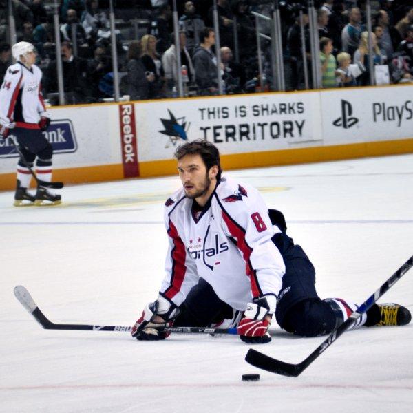 Овечкин – лидер НХЛ по числу забитых шайб в десяти регулярных сезонах