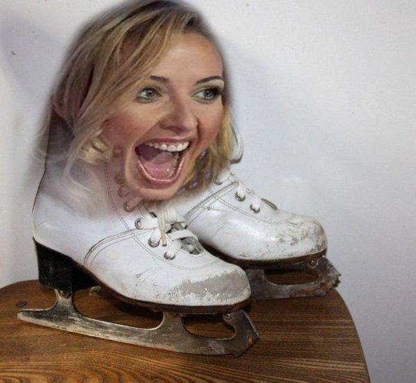 «Жирный конёк!»: Татьяна Навка агитирует нездоровый образ жизни (боится конкуренток?)