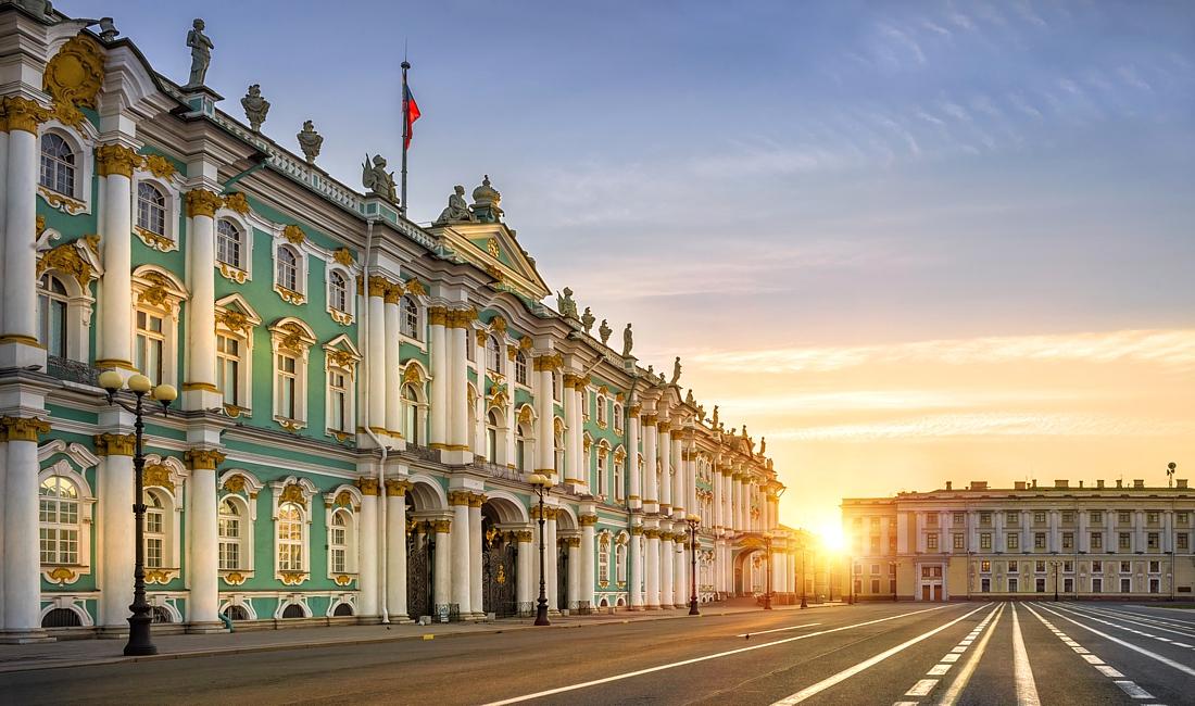Экскурсионные туры по Петербургу