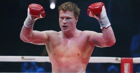 Андрей Рябинский озвучил свои сомнения о присутствии допинга в крови Александра Поветкина