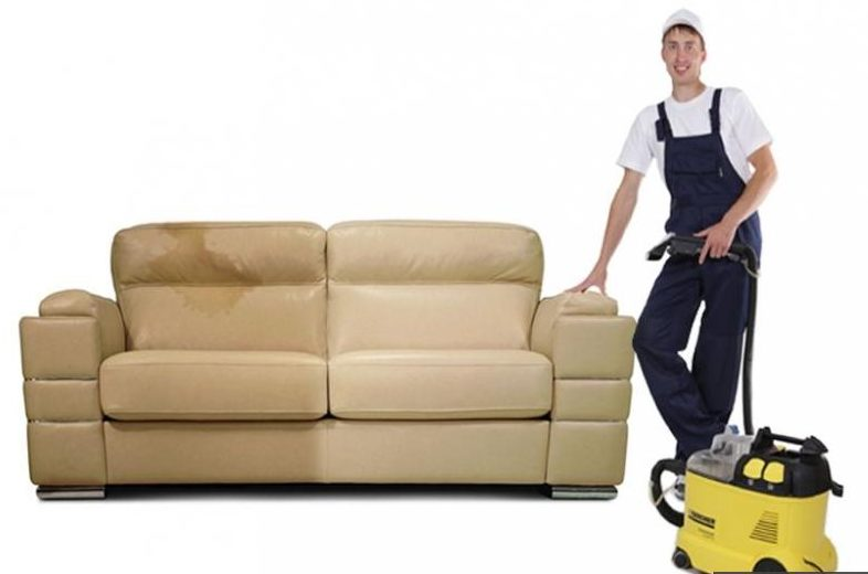 Где заказать химчистку дивана