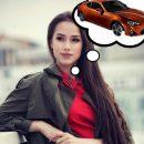 Во власти гормонов и наперекор законам. 16-летняя Загитова за рулём автомобиля нарушает ПДД