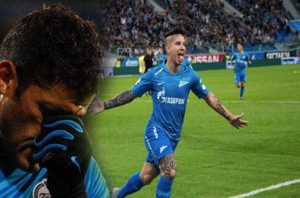 Последняя победа сине-бело-голубых? «Зенит» выиграл чемпионат России по футболу благодаря сумме очков