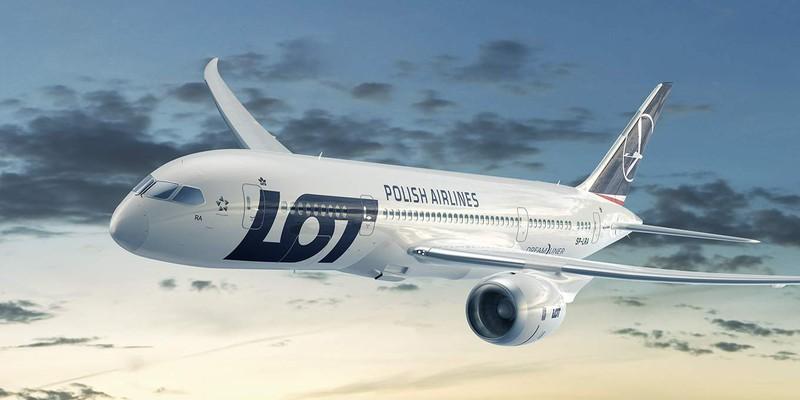 Польские авиалинии «LOT Polish Airlines» дешевые билеты